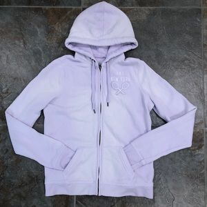 Women's Abercrombie & Fitch Full Zip Hoodie